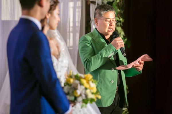 新娘爸爸致辞